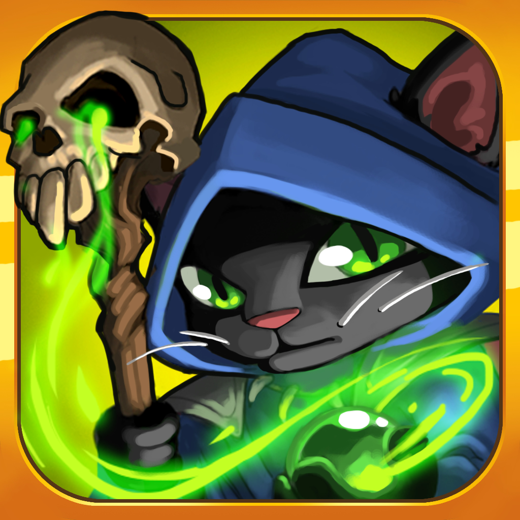 Cat Warrior by Nyrry icon