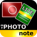 My Photo Note Lite - Taking Photo Notes Made Easy mobile app icon